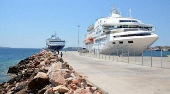 Lavrio Cruise terminal Welcome Pickups