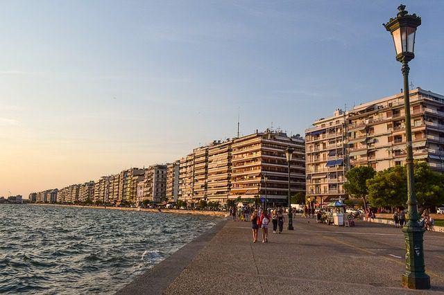 thessaloniki road