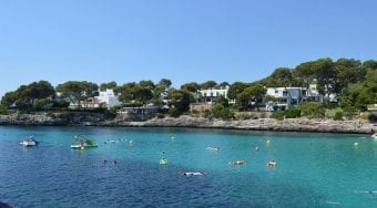 cala d'or mallorca welcome pickups