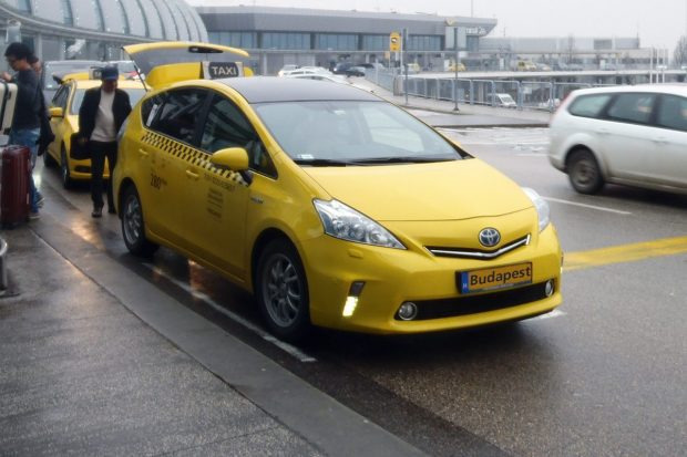 Budapest Airport Taxi And Transfers Book Online