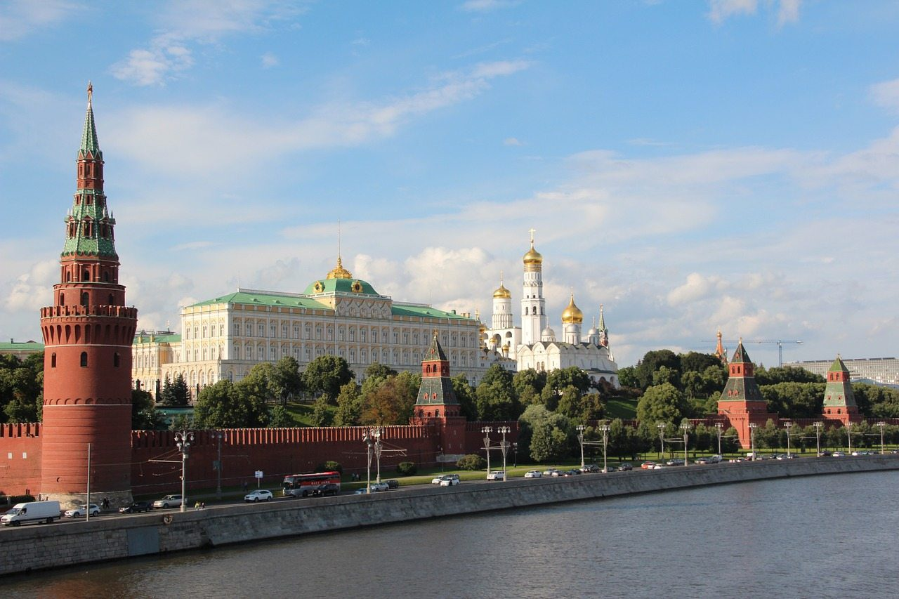 best photos moscow