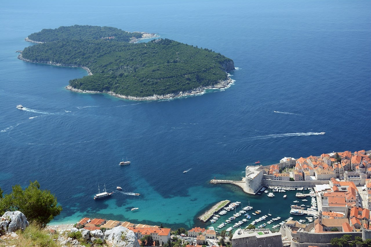 dubrovnik game of thrones filming location