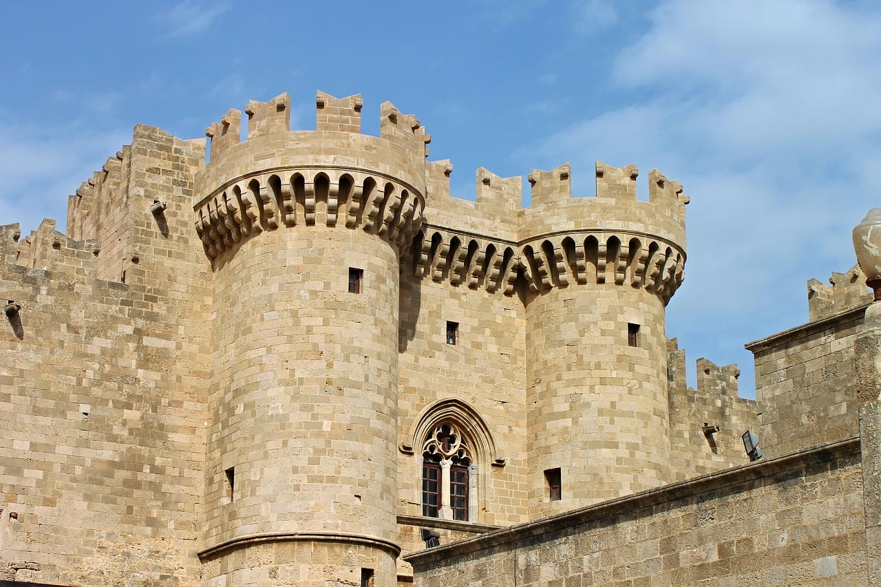 rhodes medieval grand masters palace