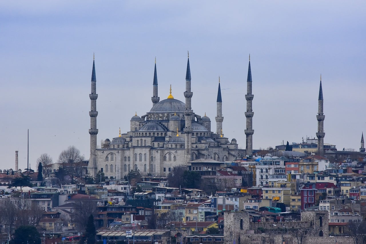 istanbul mosques to see