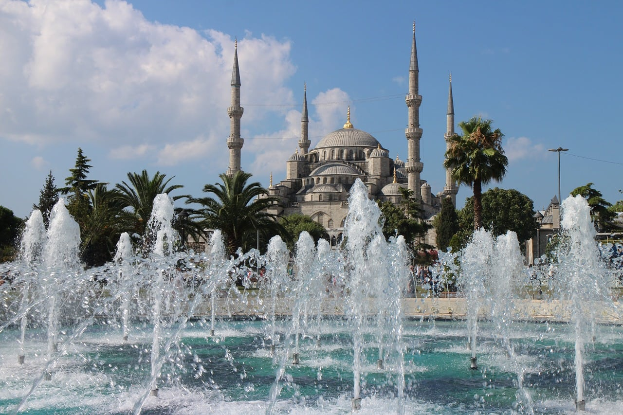 beautiful things to see istanbul turkey mosque