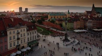 warsaw, welcome