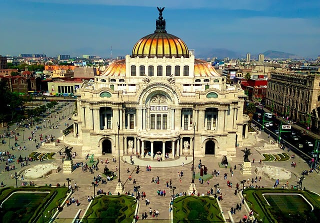 Transfer Options From Mexico City Airport To City