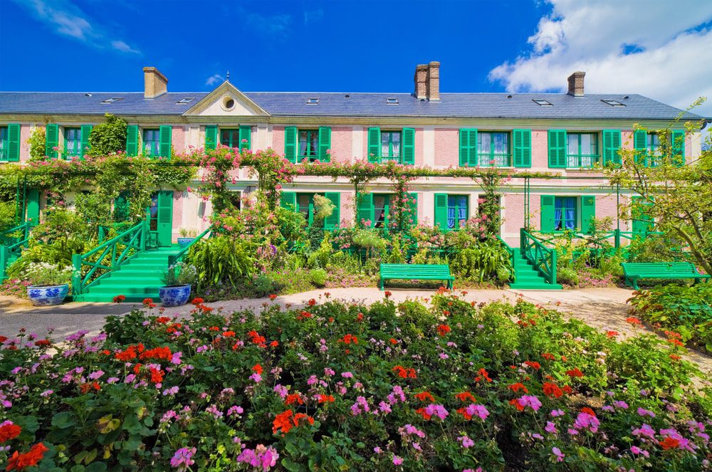 Monet's house & Foundation