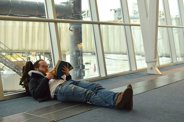 airport layover