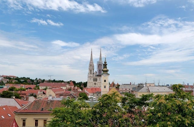 Getting From Zagreb Airport To City Centre